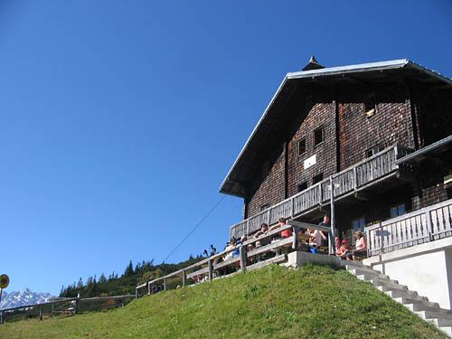 Foto: Lenswork.at / Ch. Streili / Mountainbike Tour / Jochalm Route / Carl v. Stahlhaus / 26.09.2007 09:49:17