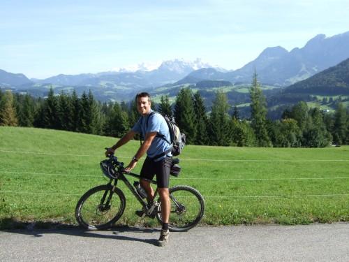 Foto: hofchri / Mountainbike Tour / Osterhorn Route / Auffahrt von der Voglau zum Seewaldsee / 06.07.2009 19:46:18