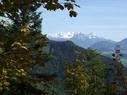 Foto: hofchri / Mountainbike Tour / Osterhorn Route / und nochmal der Dachstein / 06.07.2009 19:47:15