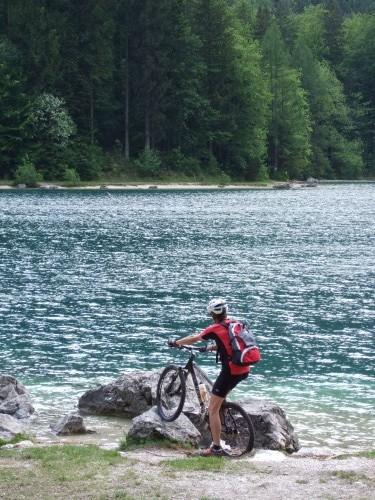 Foto: hofchri / Mountainbiketour / Von Neukirchen zu den Langbathseen / 06.07.2009 19:34:01