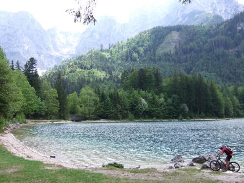 Foto: hofchri / Mountainbiketour / Von Neukirchen zu den Langbathseen / 06.07.2009 19:34:29