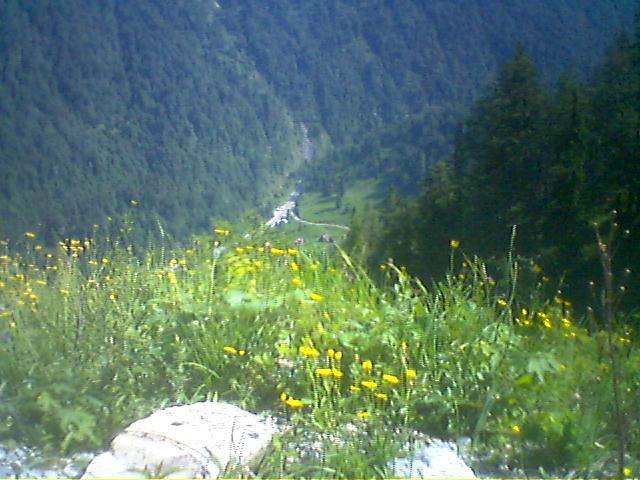 Foto: Charly Weigarten / Mountainbike Tour / Aus dem Achental rund um den Juifen / noch wenige Meter von der Rotwandlaml entfernt / 02.08.2009 20:48:44