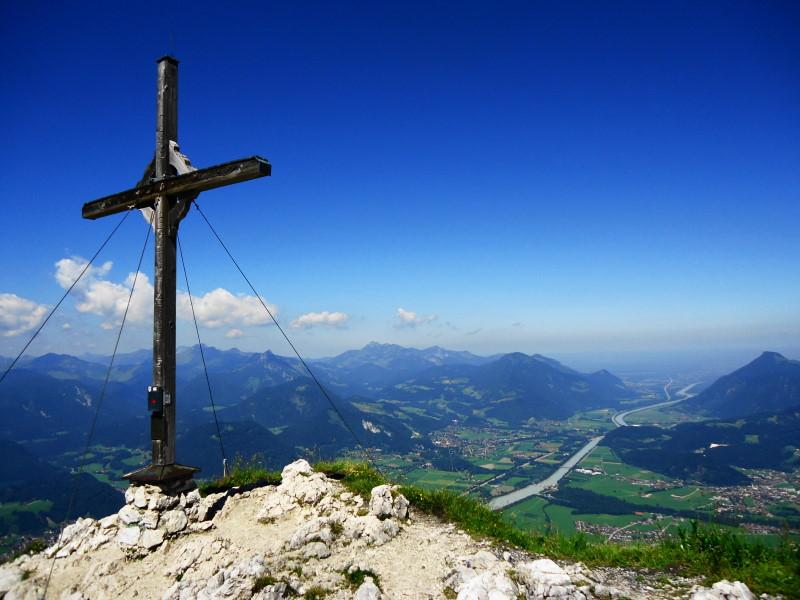 Foto: Günter Siegl / Wander Tour / Naunspitze über Vorderkaiserfeldenhütte / Naunspitze / 22.07.2016 17:35:25