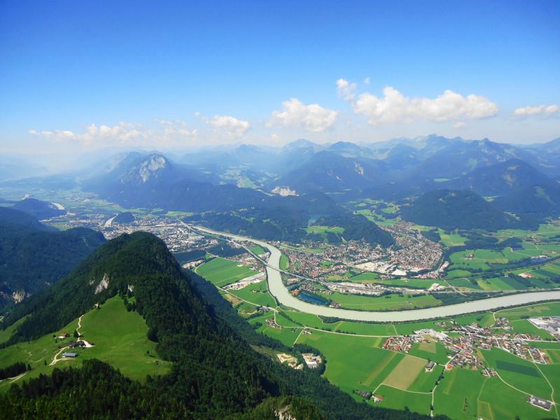 Foto: Günter Siegl / Wander Tour / Naunspitze über Vorderkaiserfeldenhütte / Kufstein und Kiefersfelden / 22.07.2016 17:34:28