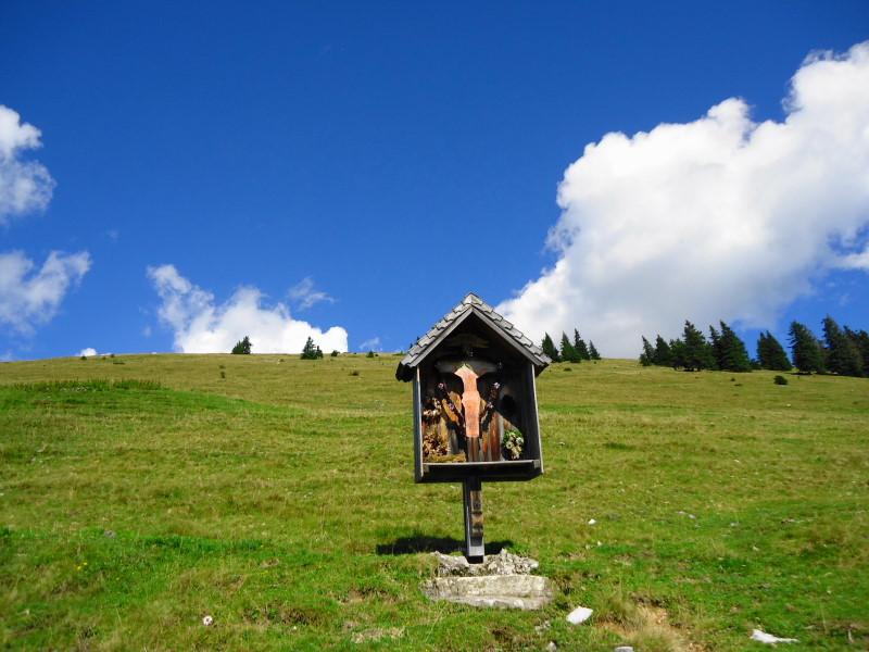 Foto: Günter Siegl / Wander Tour / Schlenken - Schmittenstein - Überschreitung / 26.09.2014 19:25:24
