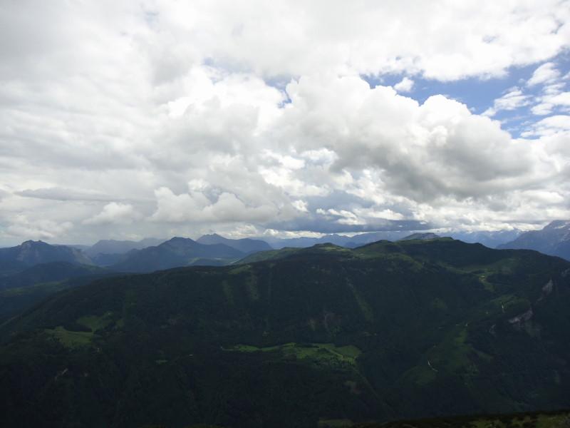 Foto: Günter Siegl / Wandertour / Unterberghorn von Kössen / Chiemgauer Alpen / 19.06.2016 18:43:41