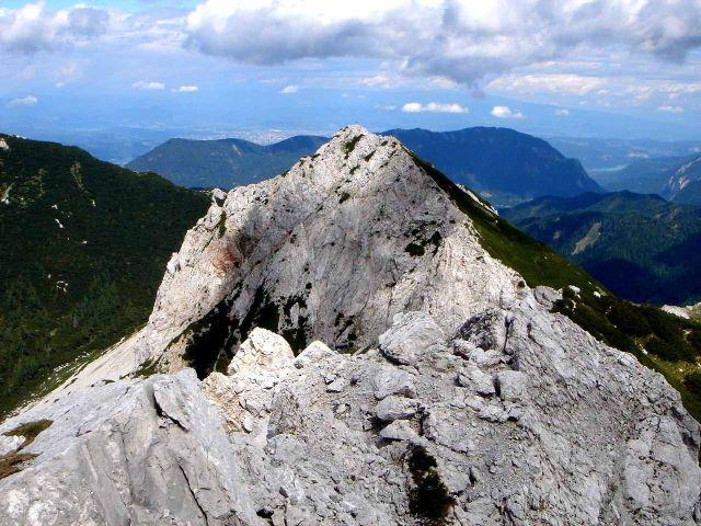 Foto: Manfred Karl / Wander Tour / Bielschitza - Normalweg / Bielschitza von der Edelweißspitze aus gesehen. / 05.06.2008 17:49:41