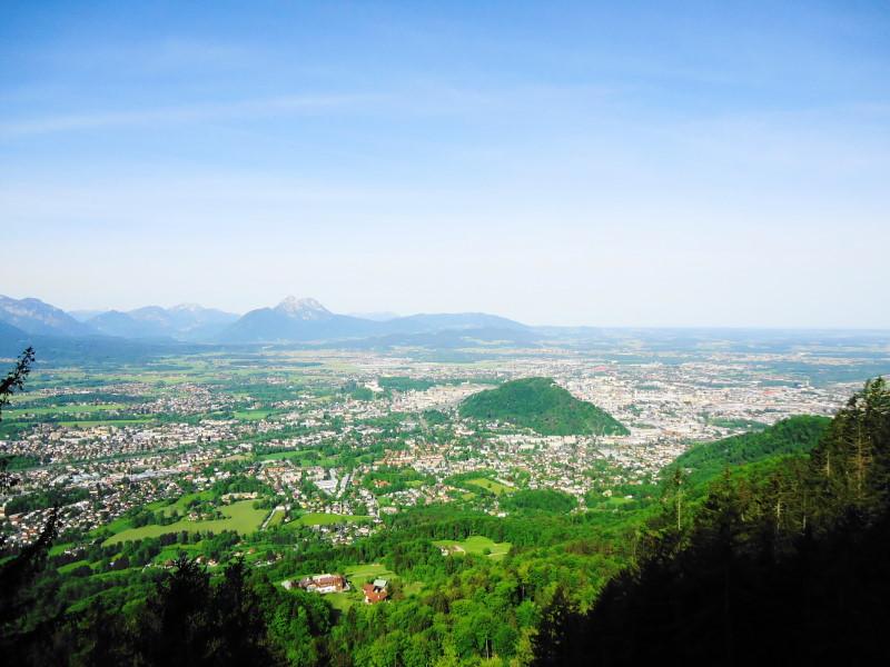 Foto: Günter Siegl / Wandertour / Vorderfager  - Rauchenbichlalm - Gaisberg / Salzburg! / 15.05.2015 15:03:26