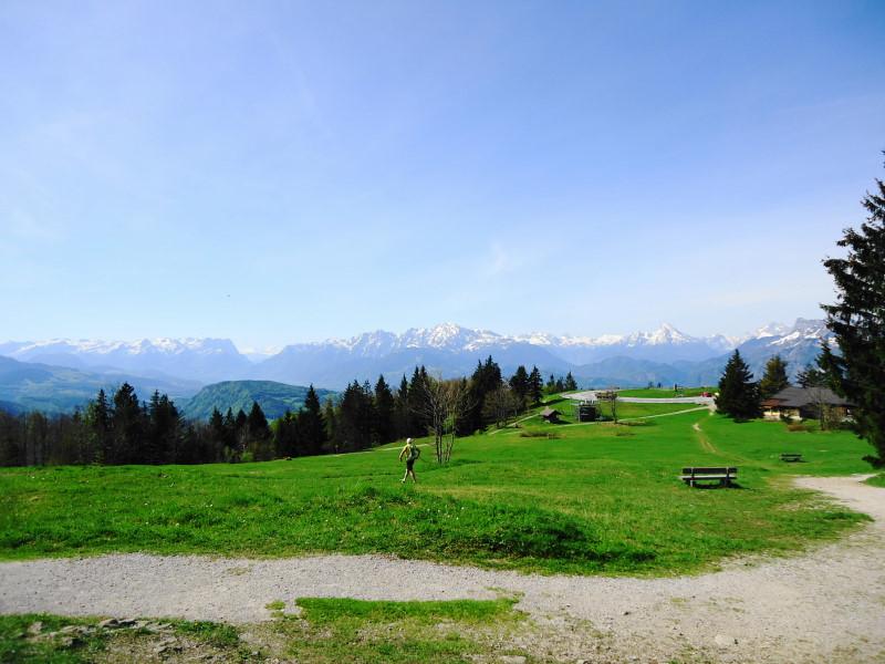 Foto: Günter Siegl / Wander Tour / Vorderfager  - Rauchenbichlalm - Gaisberg / 15.05.2015 15:01:28