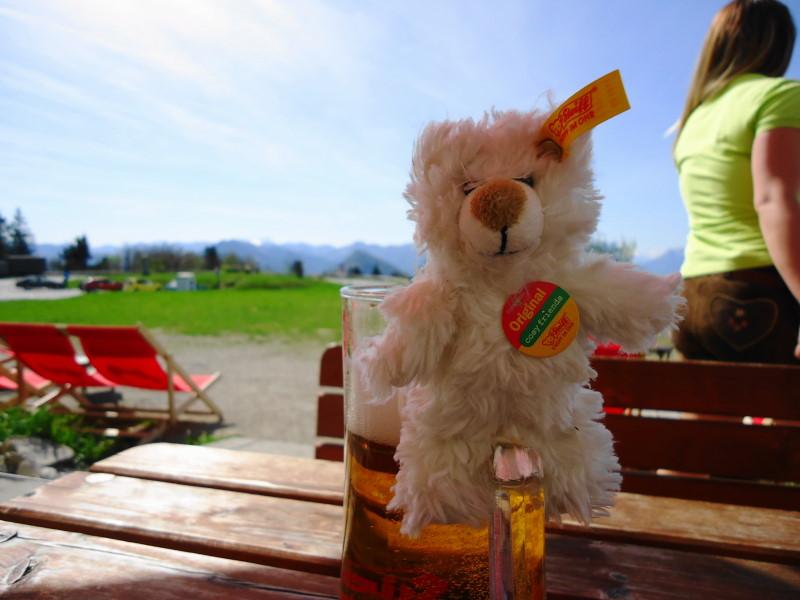 Foto: Günter Siegl / Wandertour / Vorderfager  - Rauchenbichlalm - Gaisberg / Finger weg! / 15.05.2015 15:00:43
