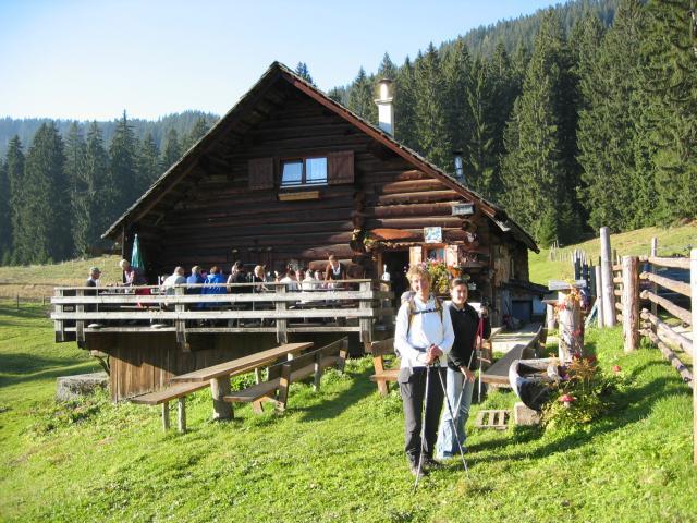 Foto: pepi4813 / Wander Tour / Iglmoos-Alm / Bei der Iglmoosalm / 18.07.2009 21:14:25