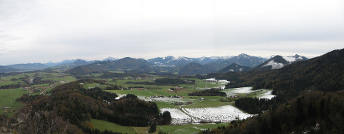 Foto: fabiorrrr / Wander Tour / Guggenthal - Nockstein / Panorama vom Nockstein / 01.11.2010 20:46:25