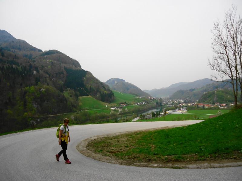 Foto: Günter Siegl / Wander Tour / Auf den Steinern Jäger und Schieferstein / 20.04.2014 12:09:35