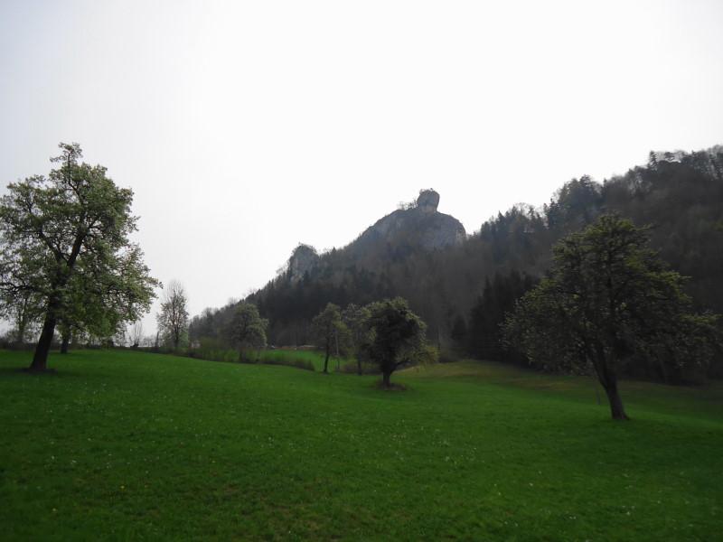 Foto: Günter Siegl / Wander Tour / Auf den Steinern Jäger und Schieferstein / 20.04.2014 12:09:25