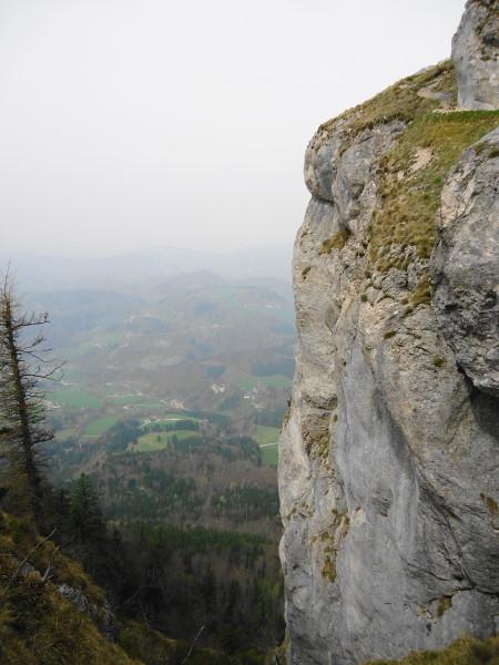 Foto: Günter Siegl / Wander Tour / Auf den Steinern Jäger und Schieferstein / 20.04.2014 12:07:09