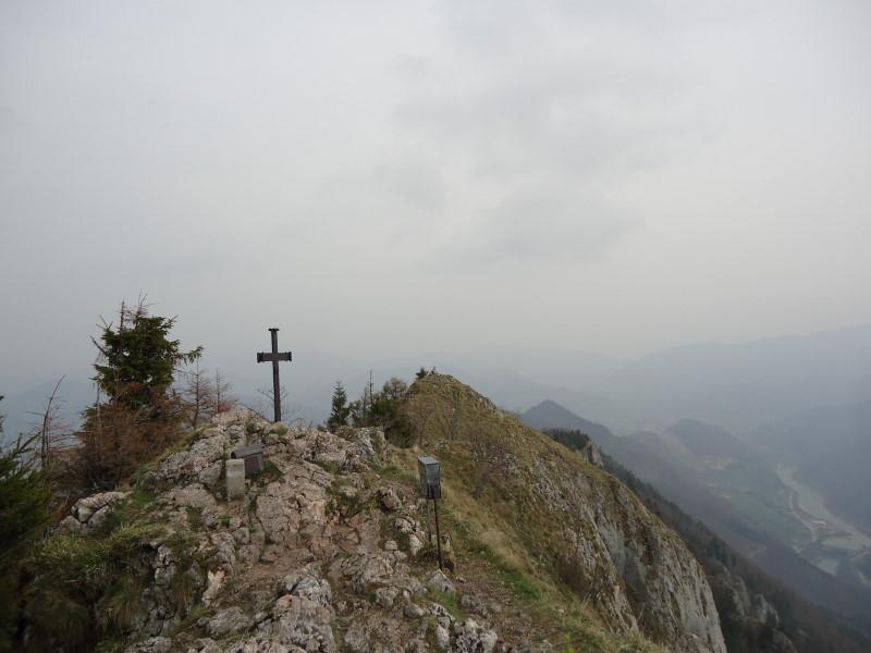 Foto: Günter Siegl / Wander Tour / Auf den Steinern Jäger und Schieferstein / Schieferstein / 20.04.2014 12:06:09