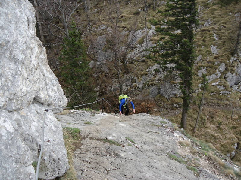 Foto: Günter Siegl / Wander Tour / Auf den Steinern Jäger und Schieferstein / 20.04.2014 12:04:18