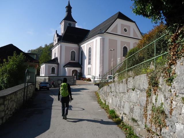 Foto: Günter Siegl / Wander Tour / Sonnsteinüberschreitung / Ebensee / 23.10.2011 21:04:44