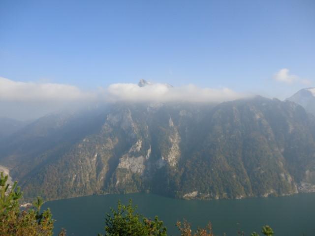 Foto: Günter Siegl / Wander Tour / Sonnsteinüberschreitung / Erlakogel / 23.10.2011 21:06:23