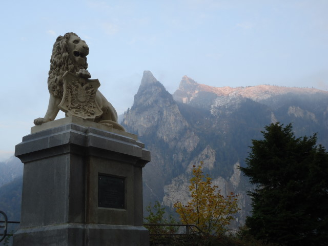 Foto: Günter Siegl / Wander Tour / Sonnsteinüberschreitung / 23.10.2011 21:07:08