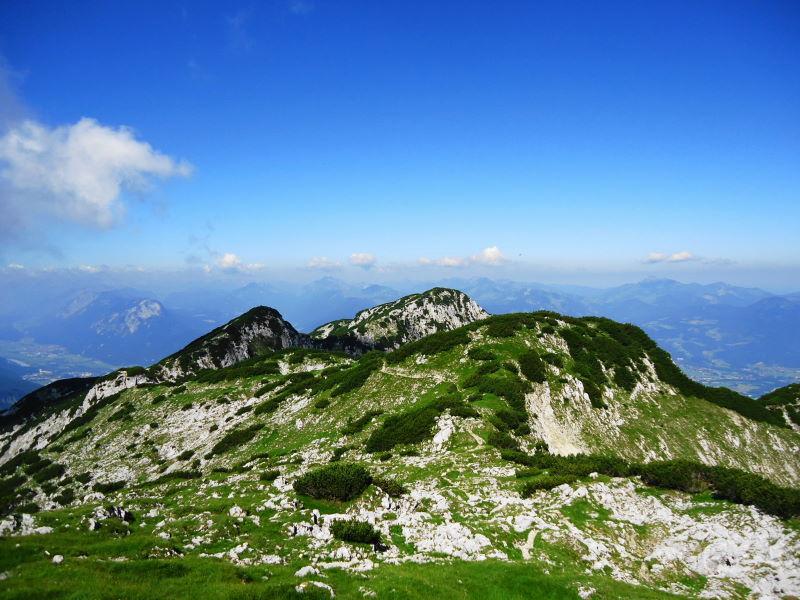 Foto: Günter Siegl / Wander Tour / Von Kufstein auf die Pyramidenspitze / Am Plateau / 22.07.2016 17:44:09