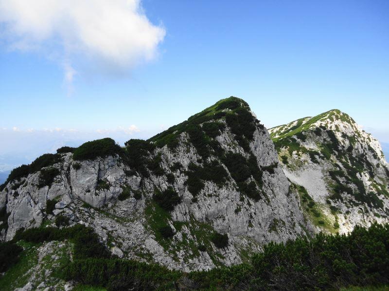 Foto: Günter Siegl / Wander Tour / Von Kufstein auf die Pyramidenspitze / Zwölferkogel und Einserkogel / 22.07.2016 17:44:35