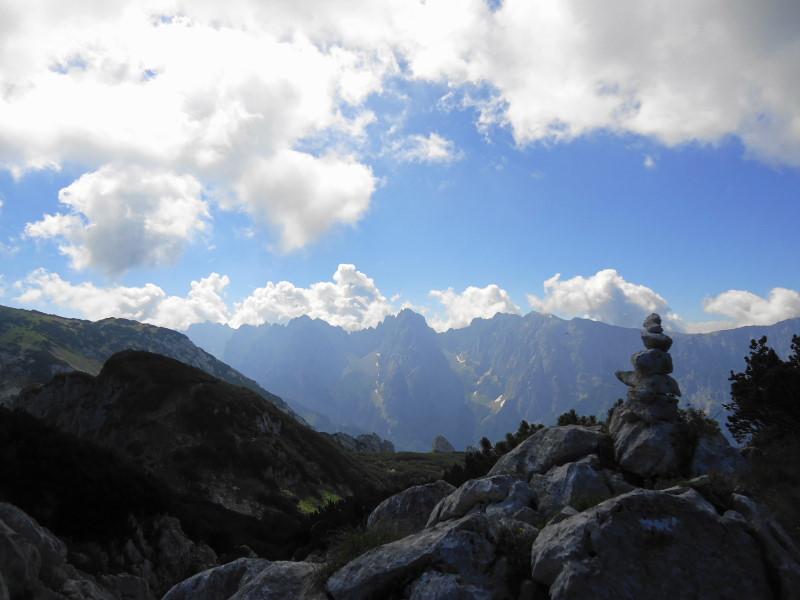 Foto: Günter Siegl / Wander Tour / Von Kufstein auf die Pyramidenspitze / 22.07.2016 17:44:43