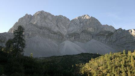 Foto: goldengel80 / Wander Tour / Lamsenspitze vom Großen Ahornboden / 29.09.2014 20:55:58