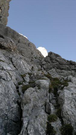 Foto: goldengel80 / Wander Tour / Lamsenspitze vom Großen Ahornboden / 29.09.2014 20:56:41