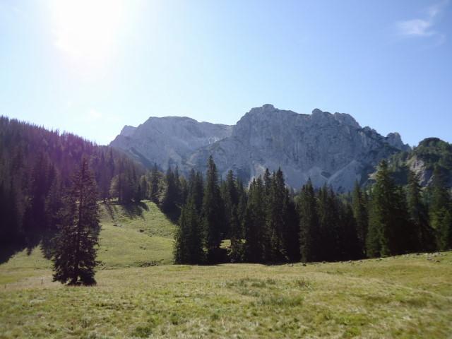 Foto: Günter Siegl / Wander Tour / Über die Feichtau auf den Hohen Nock / Hoher Nock / 17.09.2012 21:07:07