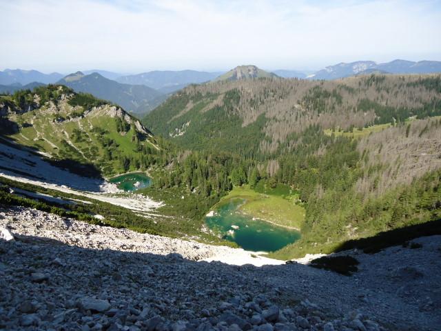 Foto: Günter Siegl / Wander Tour / Über die Feichtau auf den Hohen Nock / Feichtauer Seen / 17.09.2012 21:05:11