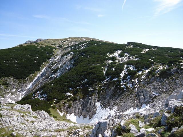 Foto: Günter Siegl / Wander Tour / Über die Feichtau auf den Hohen Nock / Gipfelaufbau / 17.09.2012 21:03:52