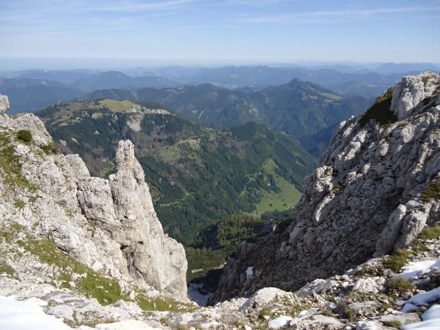 Foto: Günter Siegl / Wander Tour / Über die Feichtau auf den Hohen Nock / 17.09.2012 21:03:34