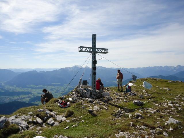 Foto: Günter Siegl / Wandertour / Über die Feichtau auf den Hohen Nock / 17.09.2012 21:03:26