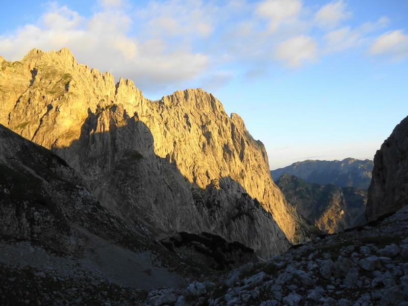 Foto: Günter Siegl / Wander Tour / Von Norden auf die Ackerlspitze / Vordere und Hintere Goinger Halt / 10.08.2016 20:21:08