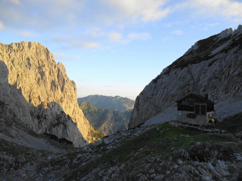 Foto: Günter Siegl / Wander Tour / Von Norden auf die Ackerlspitze / 10.08.2016 20:19:48