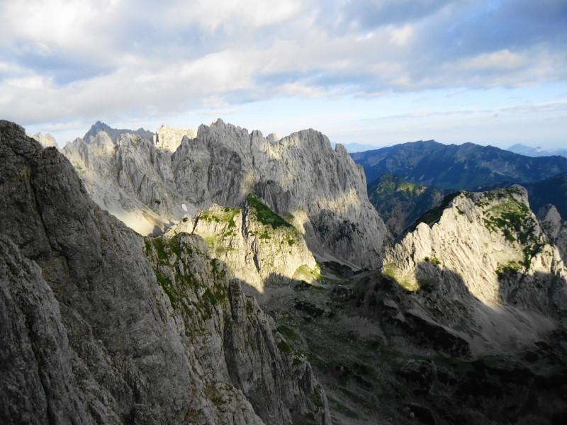 Foto: Günter Siegl / Wander Tour / Von Norden auf die Ackerlspitze / 10.08.2016 20:06:29