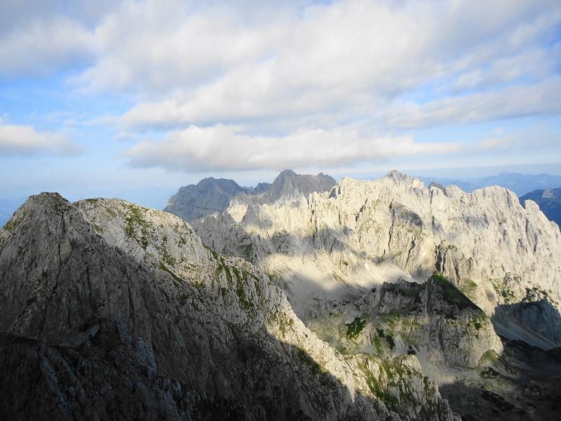 Foto: Günter Siegl / Wander Tour / Von Norden auf die Ackerlspitze / Vordere und Hintere Goinger Halt / 10.08.2016 20:00:08