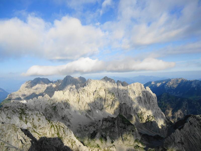 Foto: Günter Siegl / Wander Tour / Von Norden auf die Ackerlspitze / Wilder Kaiser  / 10.08.2016 19:57:55