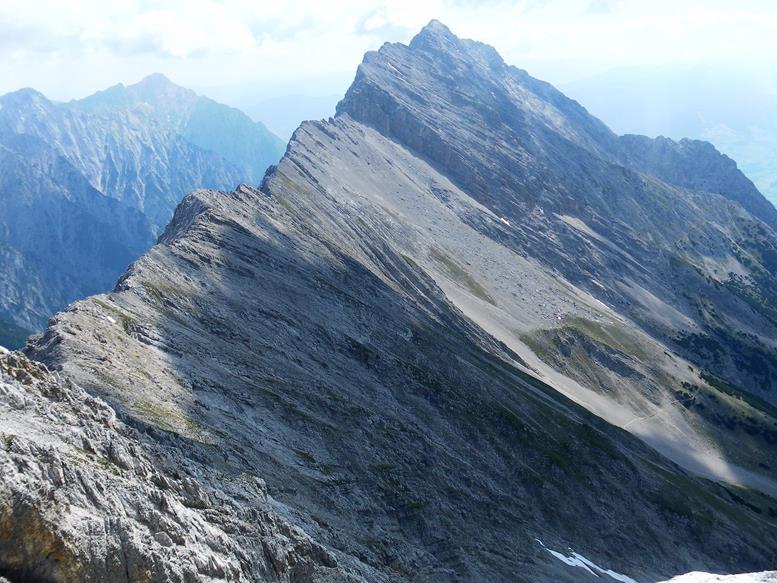 Foto: Wolfgang Lauschensky / Wander Tour / Durch das Hinterautal zur Speckkarspitze / Bettelwurf / 02.07.2017 13:41:19