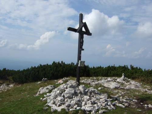 Foto: hofchri / Wander Tour / Brunnkogel-Rundtour über Schafluckensteig / zum Hochleckenkogel - kurzer Gegenanstieg / 30.09.2009 20:15:49