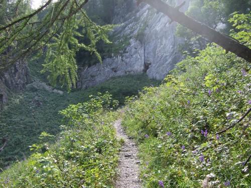 Foto: hofchri / Wander Tour / Brunnkogel-Rundtour über Schafluckensteig / sehr idyllischer Weg / 30.09.2009 20:14:01