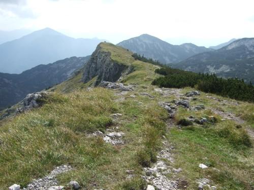 Foto: hofchri / Wander Tour / Brunnkogel-Rundtour über Schafluckensteig / am Grat entlang / 30.09.2009 20:15:27