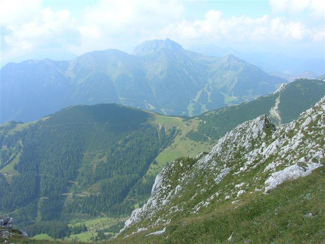 Foto: pumma / Wander Tour / Edelweißboden und Hochturm / 03.09.2008 14:53:25