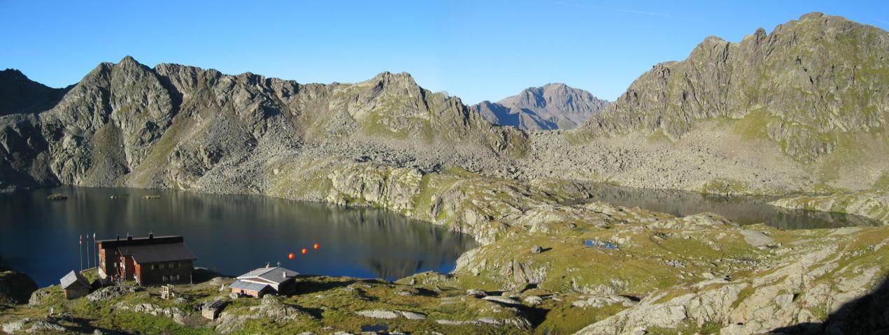 Foto: pepi4813 / Wander Tour / Von der Wangenitzseehütte auf das Petzeck / Wangenitzsee / 13.08.2009 09:59:50