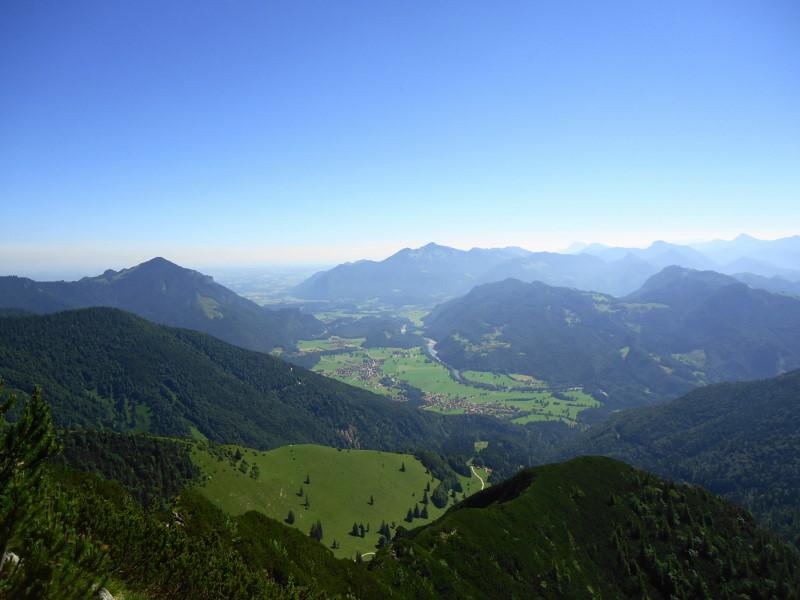 Foto: Günter Siegl / Wander Tour / Vom Walchsee auf den Breitenstein / Chiemgauer Alpen / 15.07.2016 21:45:57