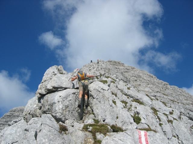 Foto: pepi4813 / Wander Tour / Warscheneck über den SO-Grat / Am SO-Grat / 25.09.2009 20:46:16