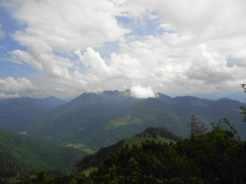 Foto: Günter Siegl / Wander Tour / Über die Goglalm auf den Spitzstein / 11.06.2016 18:52:07