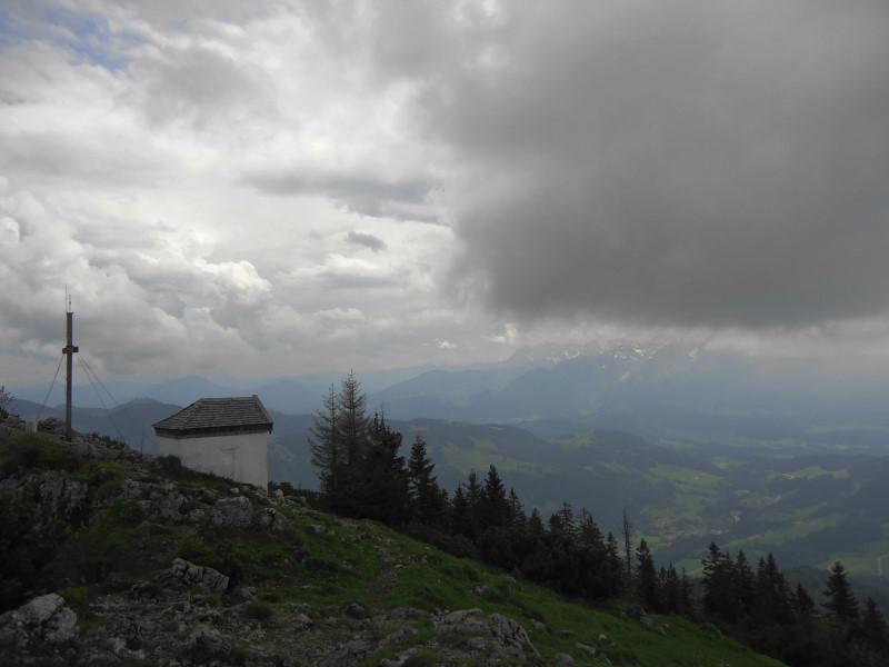 Foto: Günter Siegl / Wander Tour / Über die Goglalm auf den Spitzstein / 11.06.2016 18:51:47