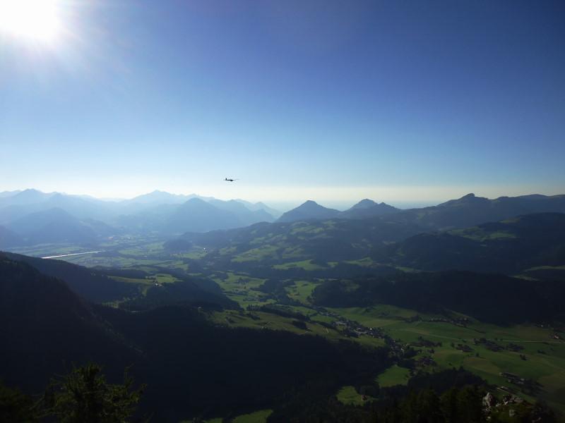 Foto: Günter Siegl / Wandertour / Vom Walchsee auf den Heuberg / 22.07.2016 16:48:01